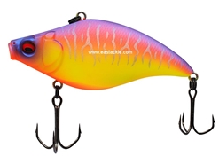 Megabass - New Vibration-X - Rattle-In - RED TIGER - Sinking Lipless Crankbait | Eastackle