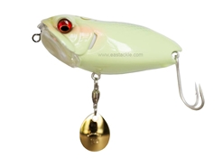 Megabass - Noisy Cat - GLOW - Floating Wake Bait | Eastackle
