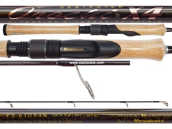 Megabass - Orochi X4 Spinning - F3-610X4S - AARON MARTENS LIMITED - Spinning Rod | Eastackle