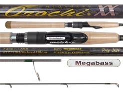Megabass - Orochi XX Spinning - F3-611XXS - DROP SHOT - Spinning Rod | Eastackle