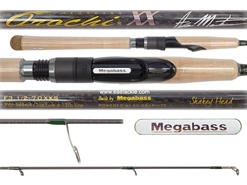 Megabass - Orochi XX Spinning - F3.1/2-70XXS - SHAKEY HEAD - Spinning Rod | Eastackle
