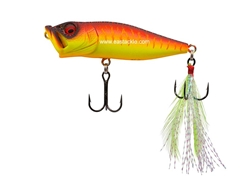 Megabass - Pop-X - AKA TORA - Floating Popper | Eastackle
