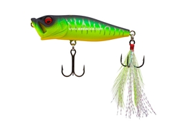 Megabass - Pop-X - MAT TIGER - Floating Popper | Eastackle