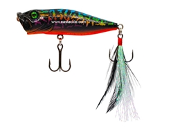 Megabass - Pop-X (SP-C) - SGP SNAKEHEAD REPUBLIK - AZURE - Floating Popper | Eastackle