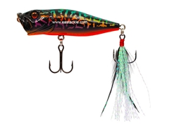 Megabass - Pop-X (SP-C) - SGP SNAKEHEAD REPUBLIK - JADE - Floating Popper | Eastackle