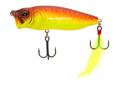 Megabass - PopMax - AKA TORA - Floating Popper | Eastackle