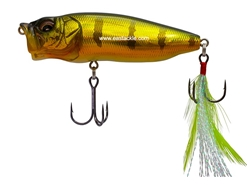 Megabass - PopMax - GG PEACOCK - Floating Popper | Eastackle