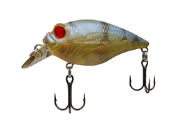 Megabass - Quiet Griffon SR-X - REDEYE GLASS SHRIMP