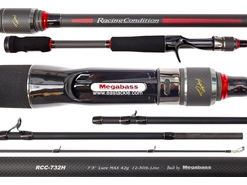 Megabass - Racing Condition World Edition - RCC-732H - Bait Casting Rod | Eastackle