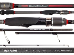 Megabass - Racing Condition World Edition - RCS-732ML - Spinning Rod | Eastackle