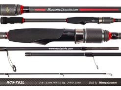 Megabass - Racing Condition World Edition - RCS-782L - Spinning Rod | Eastackle