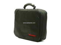 Megabass - Reel Protection Bag - BLACK