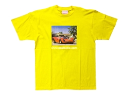 Megabass - T-Shirt - ITO YELLOW - MEN'S L | Eastackle