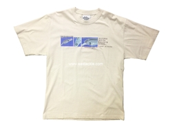 Megabass - T-Shirt - MMBS - LIGHT GREY - MEN'S L | Eastackle