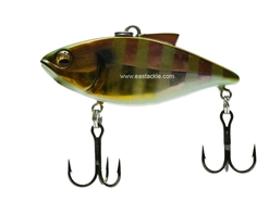 Megabass - Vibration-X Power Bomb (Rattle In) - GG GILL - Sinking Lipless Crankbait | Eastackle