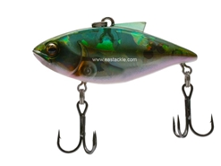 Megabass - Vibration-X Power Bomb (Rattle In) - SF MOROKO - Sinking Lipless Crankbait | Eastackle