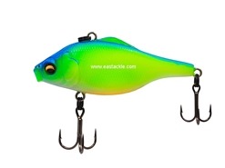 Megabass - Vibration-X Smatra - Bone Knocker - BONE BLUE BACK CHART