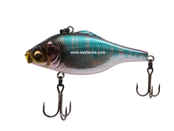 Megabass - Vibration-X Smatra - Rattle-In - M BLUE BACK OIKAWA - Sinking Lipless Crankbait | Eastackle