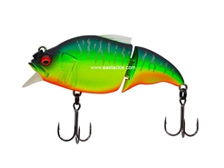 Megabass - Vibration-X Vatalion (SF) - MAT TIGER - Floating Swim Bait | Eastackle