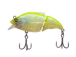 Megabass - Vibration-X Vatalion SW - SHELL SKIN LEMON - Sinking Swim Bait | Eastackle