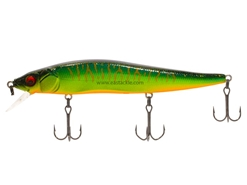 Megabass - Vision OneTen Hi-Float - GLX HOT TIGER | Floating Minnow | Eastackle