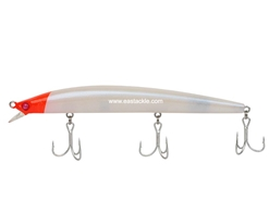 Megabass - X-120 SW - PM MOON RED HEAD - Floating Minnow | Eastackle