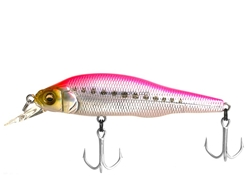Megabass - X-80 SW - LZ PINK IWASHI - Sinking Minnow | Eastackle