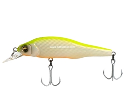 Megabass - X-80 SW - PM HOT SHAD - Sinking Minnow | Eastackle