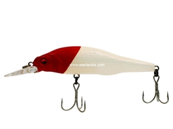Megabass - X-80+1 SW - PM RED HEAD - Sinking Minnow | Eastackle