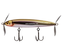 Megabass - X-PLOSE Double Scratch - ITO WAKASAGI - Floating Prop Bait | Eastackle