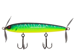 Megabass - X-PLOSE Double Scratch - MAT TIGER - Floating Prop Bait | Eastackle