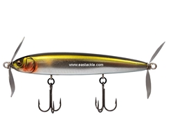 Megabass - X-PLOSE Double Scratch - WAGIN AYU - Floating Prop Bait | Eastackle