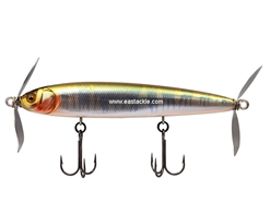 Megabass - X-PLOSE Double Scratch - WAGIN OIKAWA (F) - Floating Prop Bait | Eastackle