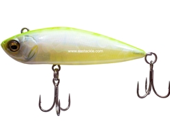 Megabass - X-WAVE SW - SHELL SKIN LEMON - Sinking Lipless Crankbait | Eastackle