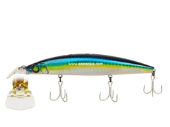 Megabass - Zonk 120 SW - Gataride Hi-Pitch - GG CRUISING BLUE | Floating Minnow | Eastackle
