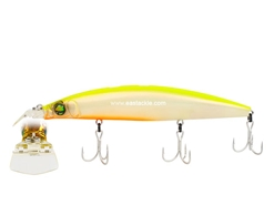 Megabass - Zonk 120 SW - Gataride Hi-Pitch - PM HOT SHAD | Floating Minnow | Eastackle