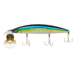 Megabass - Zonk 120 SW - Gataride Yoro-Yoro - GG CRUISING BLUE - Floating Minnow | Eastackle