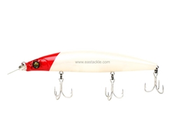 Megabass - Zonk 120 SW - PM RED HEAD - Sinking Minnow | Eastackle