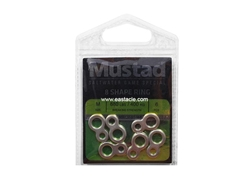 Mustad - 8 Shape Ring - Size M | Eastackle