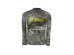 Mustad - Day Perfect Shirt BBS CAMO - SIZE XS