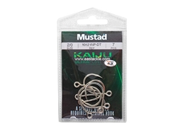 Mustad - Kaiju #2/0 - Inline Single Hook | Eastackle