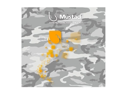 Mustad - Multi Tube - CAMO | Eastackle