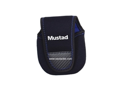 Mustad - Neoprene Baitcaster Reel Case - MEDIUM | Eastackle