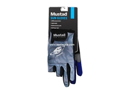 Mustad - Sun Gloves - Size L GL003-L | Eastackle