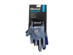 Mustad - Sun Gloves - Size S GL003-S | Eastackle
