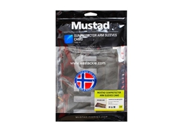 Mustad - Sunprotector Arm Sleeves - SIZE S/M - CAMO | Eastackle