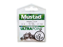 Mustad - Ultra Point - Fastach Clip Size 2 | Eastackle