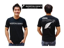 North Craft - T-Shirts - BLACK - (S) | Eastackle