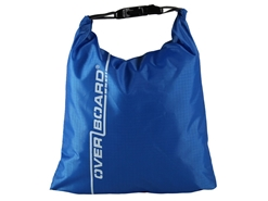 OverBoard - 1 Litre Dry Pouch - BLUE - Weatherproof Bag | Eastackle