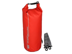 OverBoard - 12 Litre Dry Tube - RED - Waterproof Bag | Eastackle